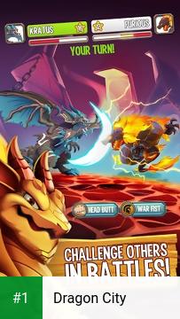 Dragon City app screenshot 1