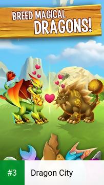 Dragon City app screenshot 3