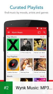 Wynk Music: MP3 & Hindi songs apk screenshot 2