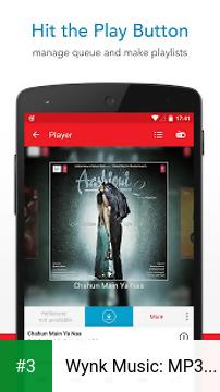 Wynk Music: MP3 & Hindi songs app screenshot 3