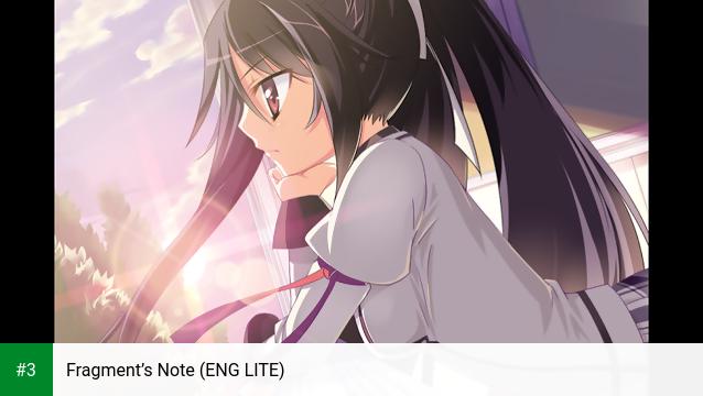 Fragment's Note (ENG LITE) app screenshot 3