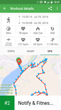 Notify & Fitness for Mi Band apk screenshot 2