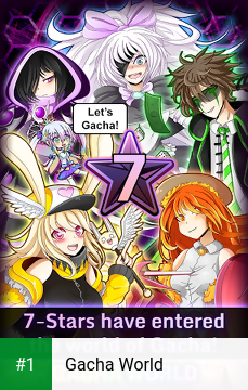 Gacha World app screenshot 1