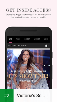 Victoria's Secret apk screenshot 2