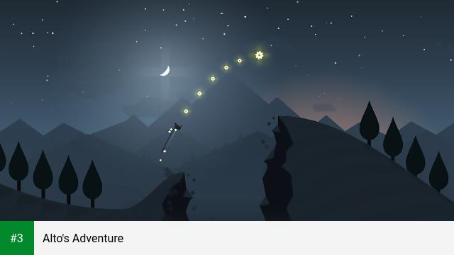 Alto's Adventure app screenshot 3