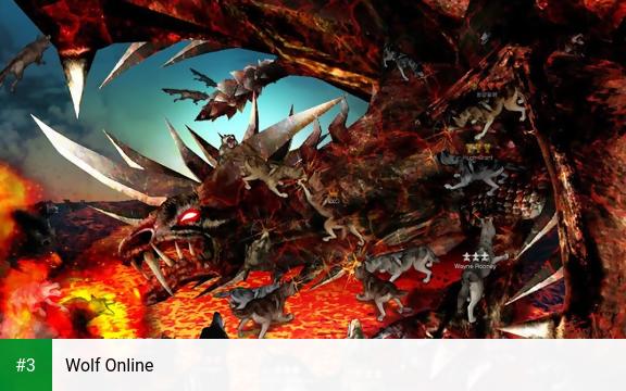 Wolf Online app screenshot 3