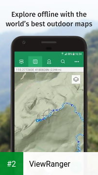 ViewRanger apk screenshot 2
