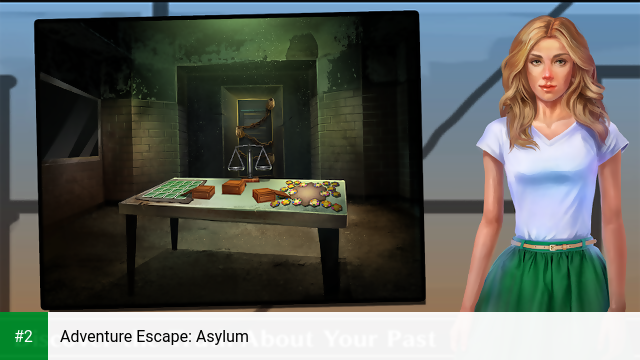 Adventure Escape: Asylum apk screenshot 2