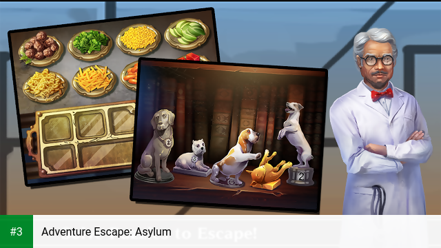 Adventure Escape: Asylum app screenshot 3