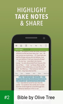 Bible by Olive Tree apk screenshot 2