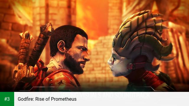 Godfire: Rise of Prometheus app screenshot 3