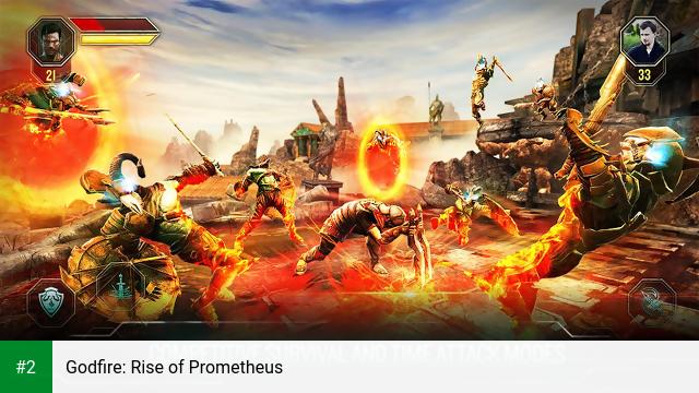 Godfire: Rise of Prometheus apk screenshot 2
