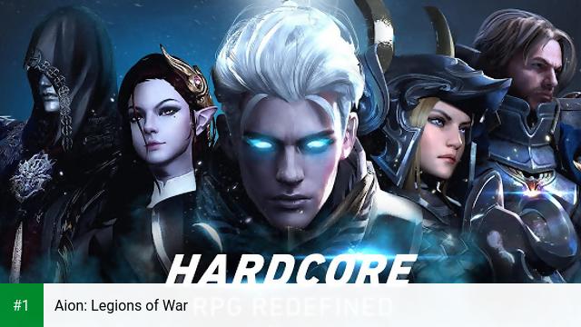 Aion: Legions of War app screenshot 1