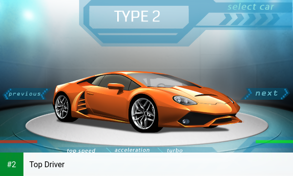 Top Driver apk screenshot 2