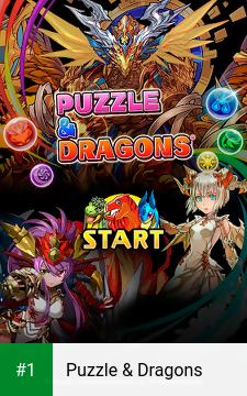Puzzle & Dragons app screenshot 1