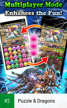 Puzzle & Dragons apk screenshot 2