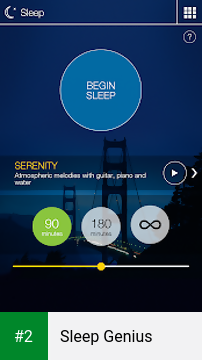 Sleep Genius apk screenshot 2