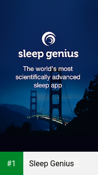 Sleep Genius app screenshot 1