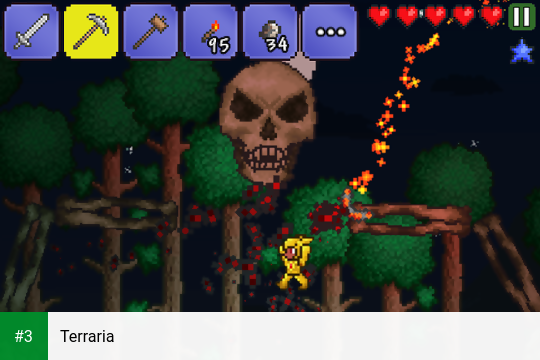 Terraria app screenshot 3