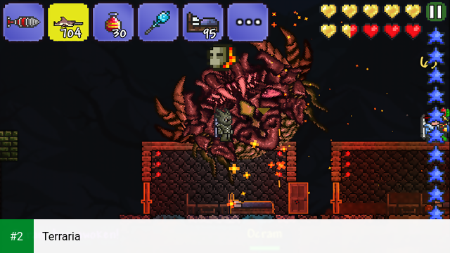 Terraria apk screenshot 2