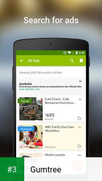Gumtree app screenshot 3