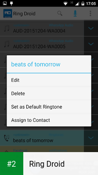 Ring Droid apk screenshot 2