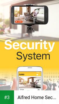 Alfred Home Security Camera app screenshot 3