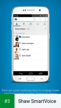Shaw SmartVoice app screenshot 3
