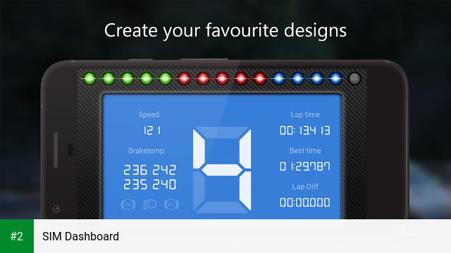 SIM Dashboard apk screenshot 2