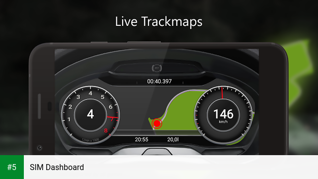 SIM Dashboard APK latest version - free download for Android