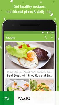 YAZIO app screenshot 3
