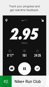 Nike+ Run Club apk screenshot 2