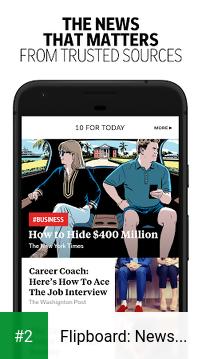 Flipboard: News For You apk screenshot 2