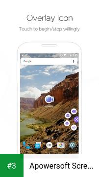 Apowersoft Screen Recorder app screenshot 3
