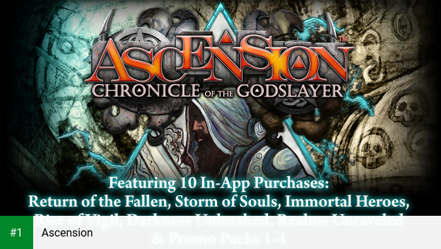 Ascension app screenshot 1