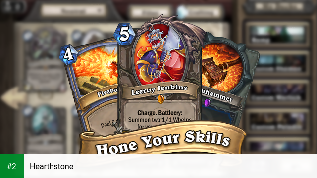 Hearthstone apk screenshot 2