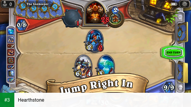 Hearthstone app screenshot 3