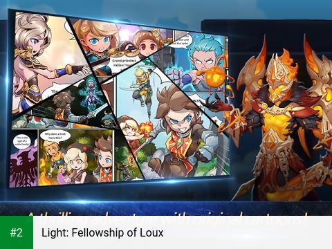Light: Fellowship of Loux apk screenshot 2