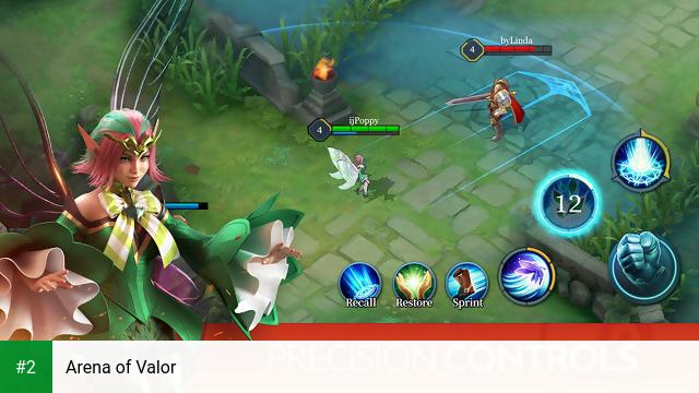Arena of Valor apk screenshot 2