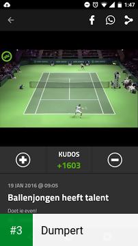 Dumpert app screenshot 3