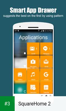 SquareHome 2 app screenshot 3