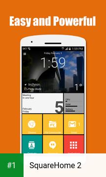 SquareHome 2 app screenshot 1