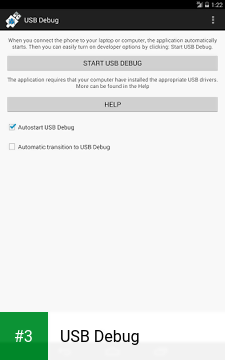 USB Debug app screenshot 3