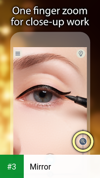 Mirror app screenshot 3