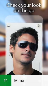 Mirror app screenshot 1