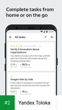 Yandex.Toloka apk screenshot 2