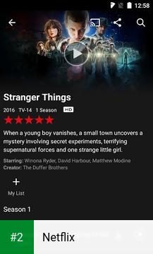 Netflix apk screenshot 2