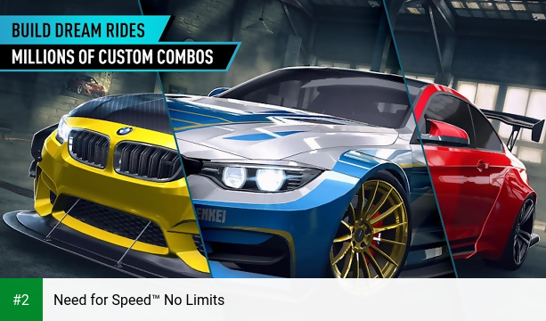 Need for Speed™ No Limits apk screenshot 2
