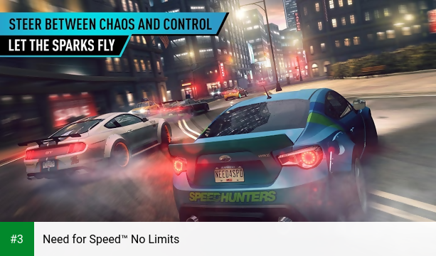 Need for Speed™ No Limits app screenshot 3