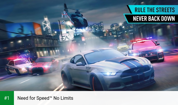 Need for Speed™ No Limits app screenshot 1